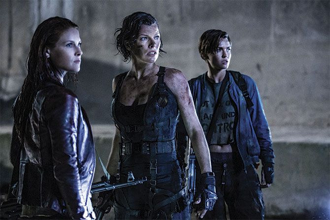 Resident Evil Movie Reboot In The Works.