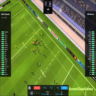 Download Pro Rugby Manager 2015 Game Setup