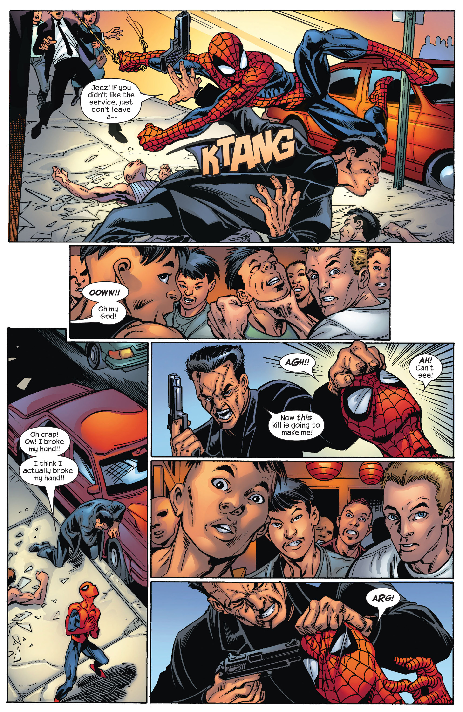 Read online Ultimate Spider-Man (2000) comic -  Issue #81 - 17