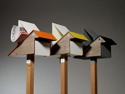 atelier rue verte le blog boite aux lettres design. Black Bedroom Furniture Sets. Home Design Ideas