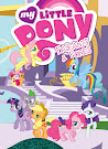 MLP My Little Pony Animated #4 Comic