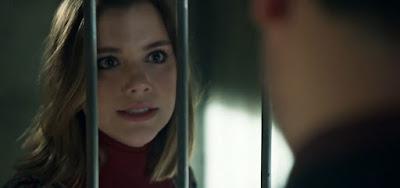 Dalila (Alice Wegmann) cometeu crimes suficientes em Órfãos da Terra para jamais sair da prisão