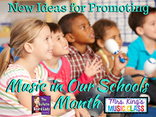 Explore ideas for promoting Music in Our Schools Month in your school, classroom and community. Ideas that are simple, easy to implement and impactful are discussed in this article.
