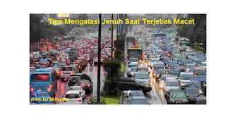 10 Tips Mengatasi Kejenuhan Saat Terjebak Kemacetan di Jalan Raya