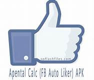 FREE DOWNLOAD APENTAL CALC (FB AUTO LIKER) APK  FOR ANDROID