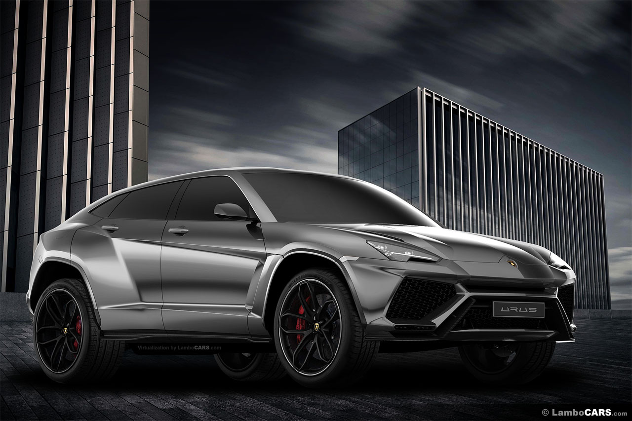 ProductionSpec Lamborghini Urus May Debut At Shanghai Auto Show  Carscoops