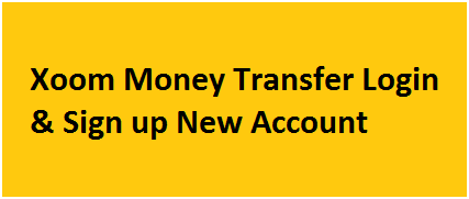Brilliant Xoom Money Transfer Login Sign Up Account Check Status Online Wiring Digital Resources Ommitdefiancerspsorg