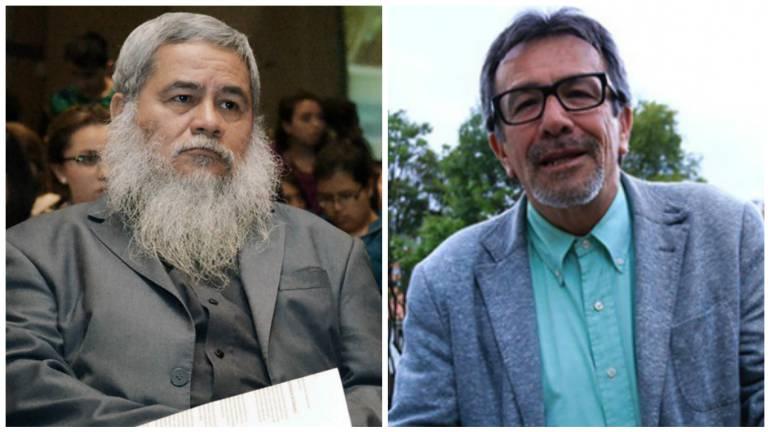 """Gobierno nombrará a """"Felipe Torres"""" y """"Francisco Galán"""" gestores de paz"""