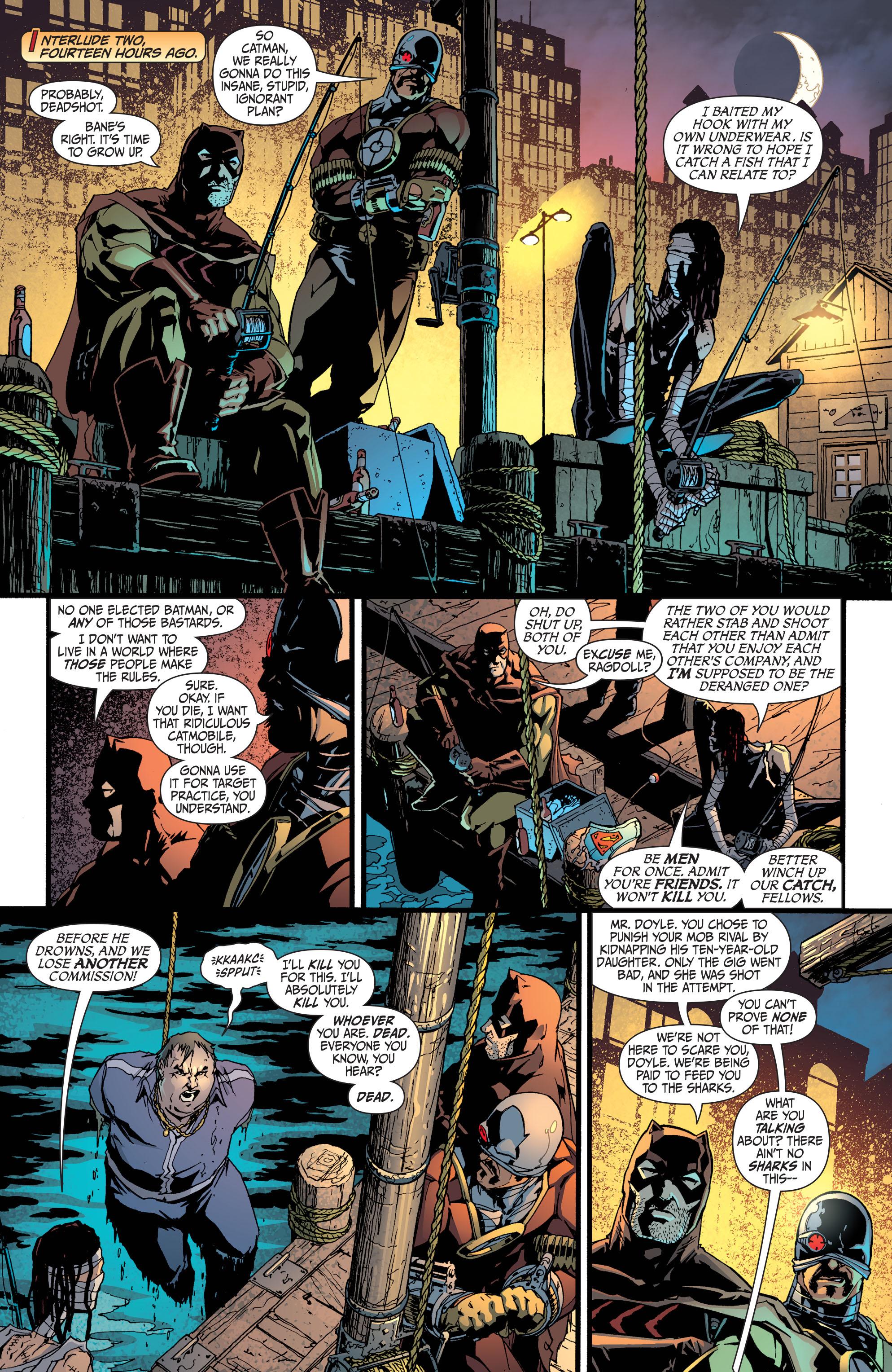 Read online Secret Six (2008) comic -  Issue #36 - 6