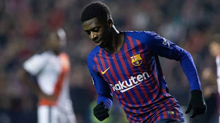 Liverpool keen on £85m Dembele move.