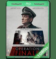 OPERACIÓN FINAL (2018) WEB-DL 1080P HD MKV ESPAÑOL LATINO