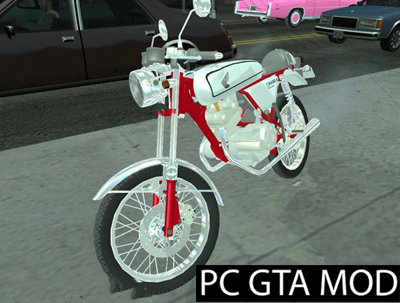 Free Download Urals M 67 Mod for GTA San Andreas
