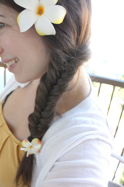 fishtail braid - repeat crafter
