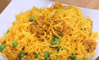 Soya Pulao Recipe - How to Make Soya Pulao Recipe at Home