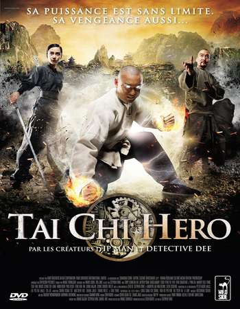 Poster Of Tai Chi Hero 2012 Hindi Dual Audio  300MB  720p  HEVC Free Download Watch Online world4ufree.org