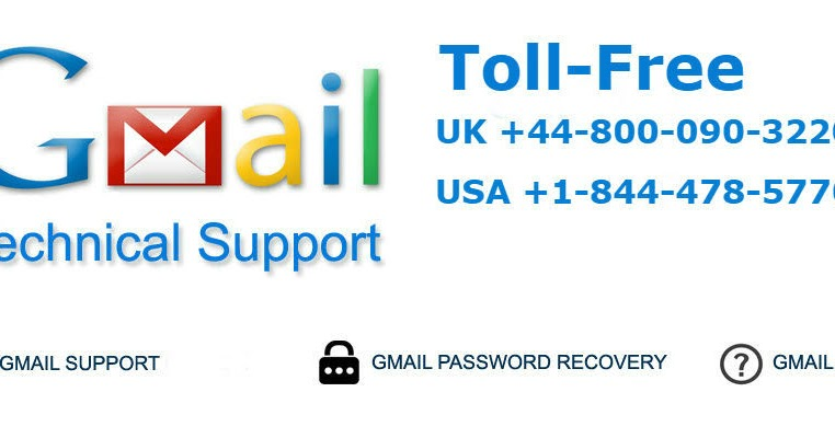 Gmail Support +44-800-090-3220 How to recover Gmail account password?