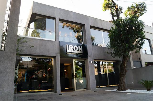 Concept Store Iron Studios