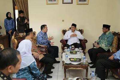 Gubernur Ridho Bangun Aula dan Tambah Sejumlah Fasilitas di Islamic Center