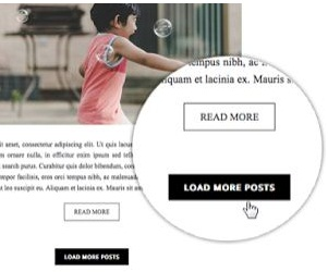 How To Add Load More Posts or Infinite Scrolling To Blogger