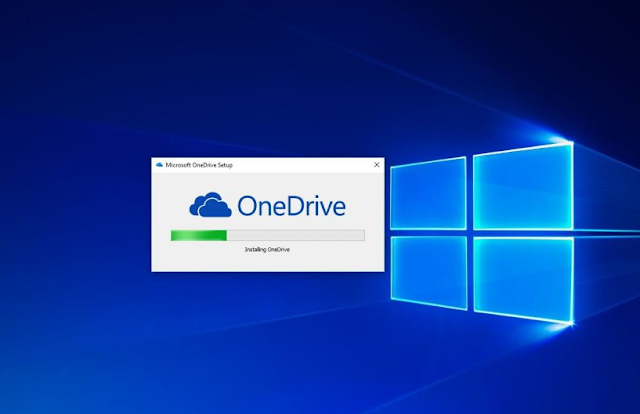 يقوم OneDrive بإزالة الملفات غير المتصلة