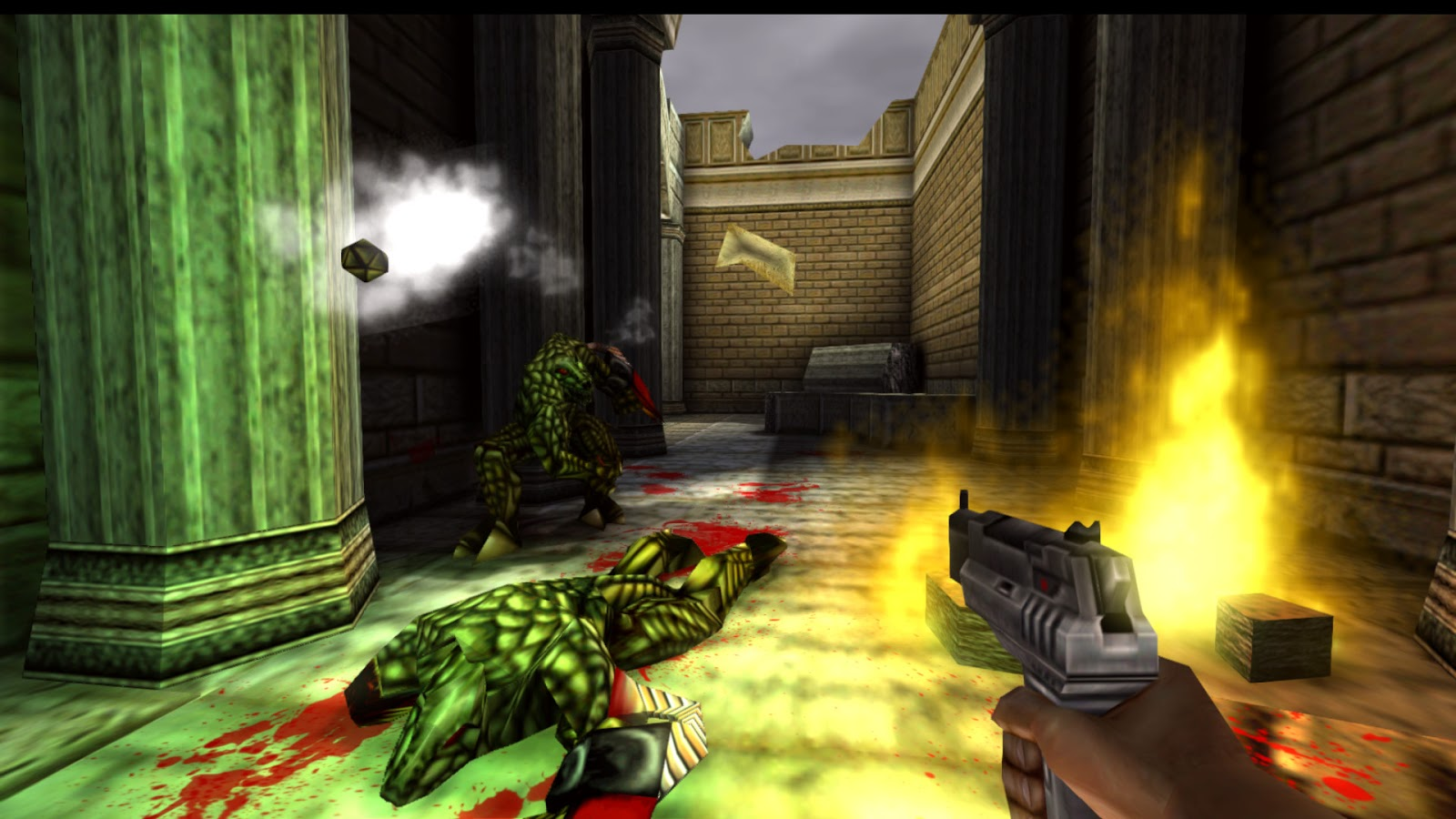 Turok 2 Seeds Of Evil Remastered ESPAÑOL PC Descargar Full (PLAZA) 1