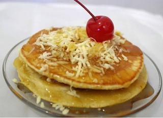 Resep Pancake Kurma Keju