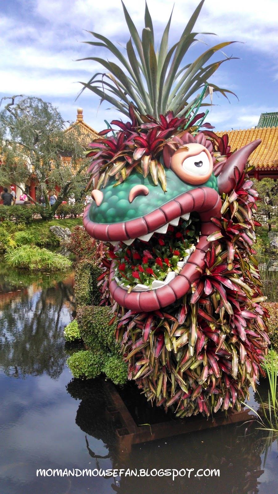 Mom And Mouse Fan 2016 Epcot Flower And Garden Festival Review