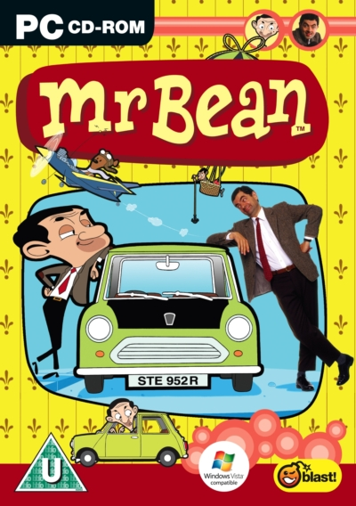 Download Mr Bean PC game for free (Mediafire Links)