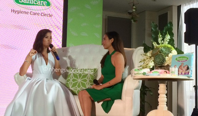 Bianca Gonzales-Intal As The New Ambassador of Sanicare