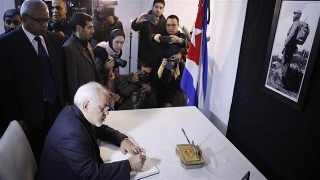 Cuba's Fidel Castro's revolutionary struggles deathless: Iran FM
