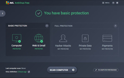 AVG-antivirus-what is the best antivirus for windows 10