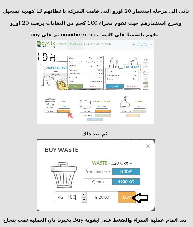 موقع recyclix لربح اورو وهدية 201555.png