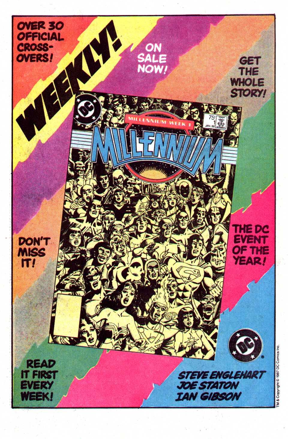 Read online Secret Origins (1986) comic -  Issue #22 - 45