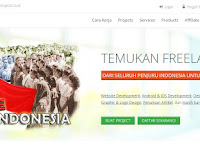 Berkat Projects.co.id Kini Cari Kerja Online Kian Mudah Didapat