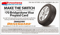 bridgestone tires on sale