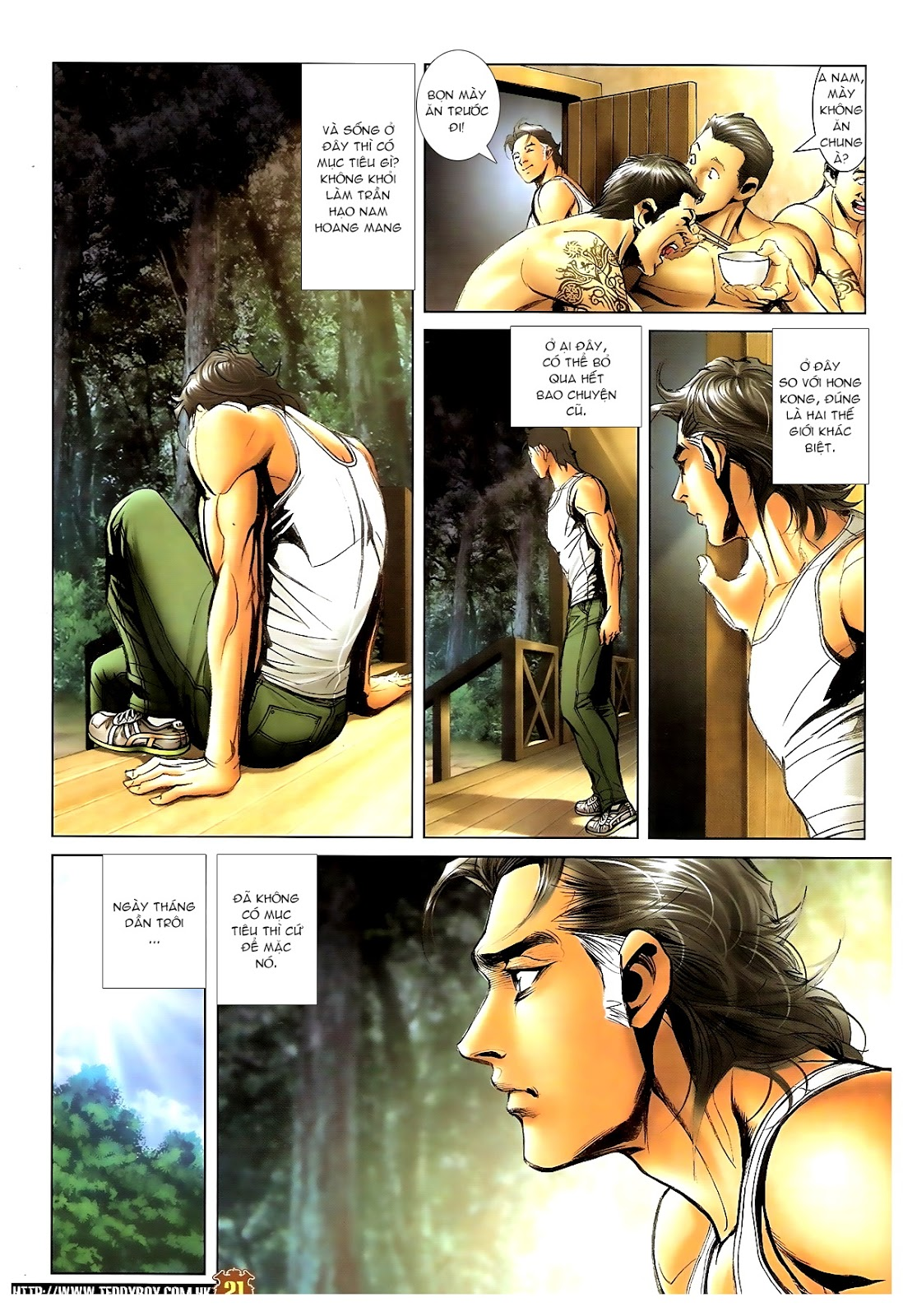 Người Trong Giang Hồ - Chapter 1391: Truyền kỳ nửa đời sau - Pic 19
