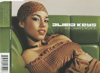 Alicia Keys Lyrics - A Woman's Worth