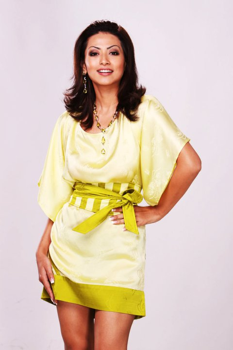 Sahana Bajracharya | Nepalese beauty queen | Biography ...
