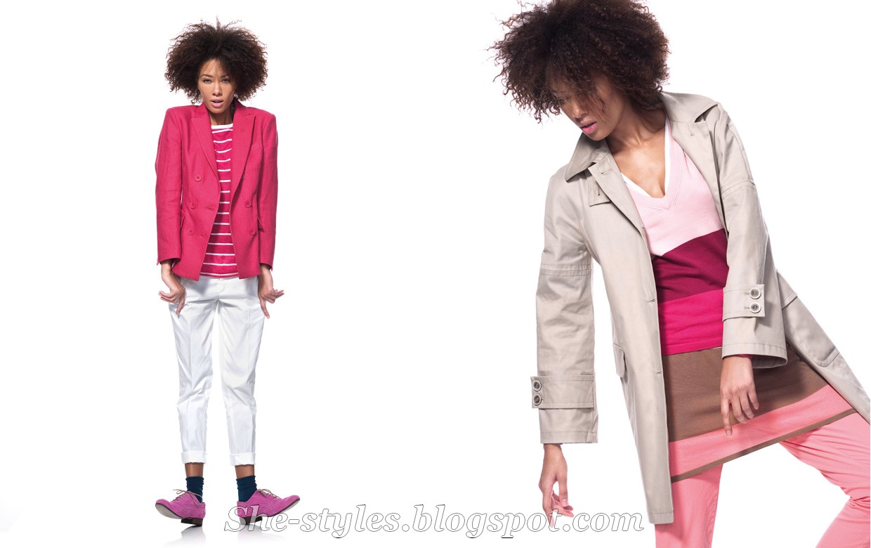 United Colors Of Benetton Womens Spring/Summer Collection