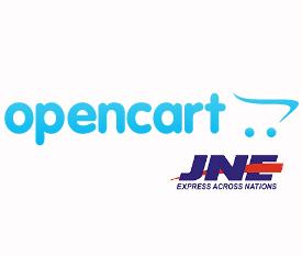 Module JNE Metode Pengiriman berdasarkan kode Zip untuk opencart 2.0.x