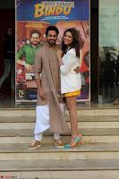 Parineeti Chopra with Ayushmann Khurrana at the Launch of Trailer of Meri Pyaari Bindu 028.JPG