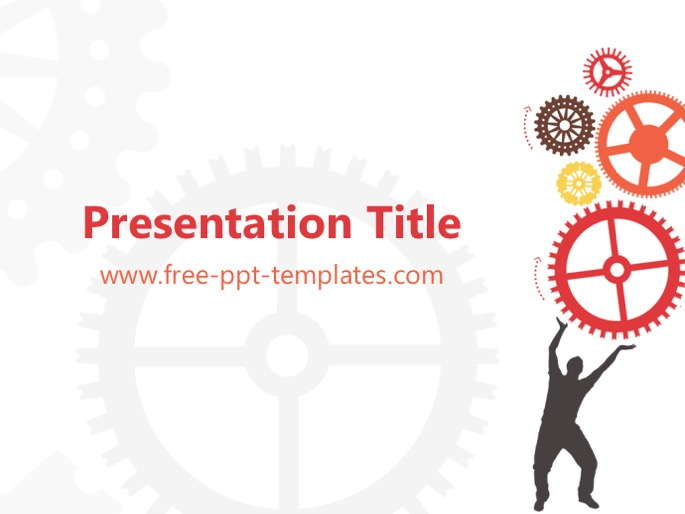 Efficiency powerpoint template toneelgroepblik Image collections