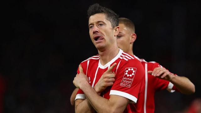 Liga Champions: Bayern Tak Bawa Lewandowski ke Markas Celtic