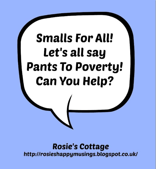 Smalls For All - Lets All Say Pants To Poverty