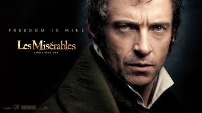 LES MISERABLES: Hugh Jackman as Jean Valjean, via lesmiserablesfilm.com