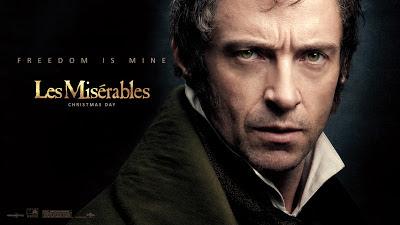 LES MISERABLES: Hugh Jackman as Jean Valjean, via lesmiserablesfilm.com