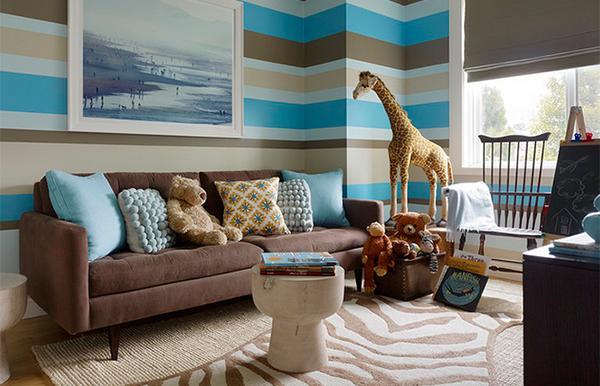 Permalink to 10+ Contoh Wallpaper Dinding Dengan Corak bergaris