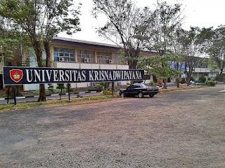 Jadwal Pendaftaran Dan Biaya Kuliah Universitas Krisnadwipayana (UNKRIS) Jakarta
