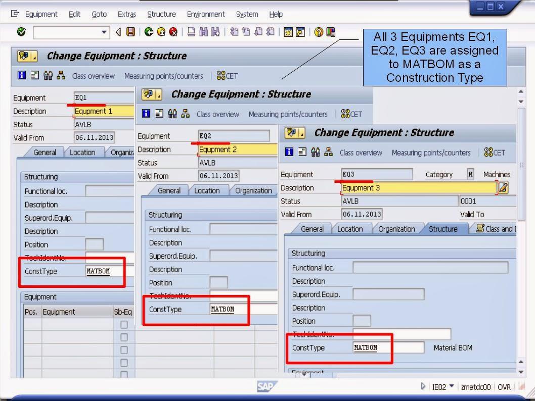 青蛙SAP分享 Learning & Examination: ~ PM Integrated Material