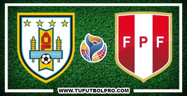 Ver Uruguay vs Perú EN VIVO Por Internet Hoy 25 de Enero 2017
